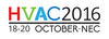 Energy Efficiency and Skills high on the agenda at HVAC 2016