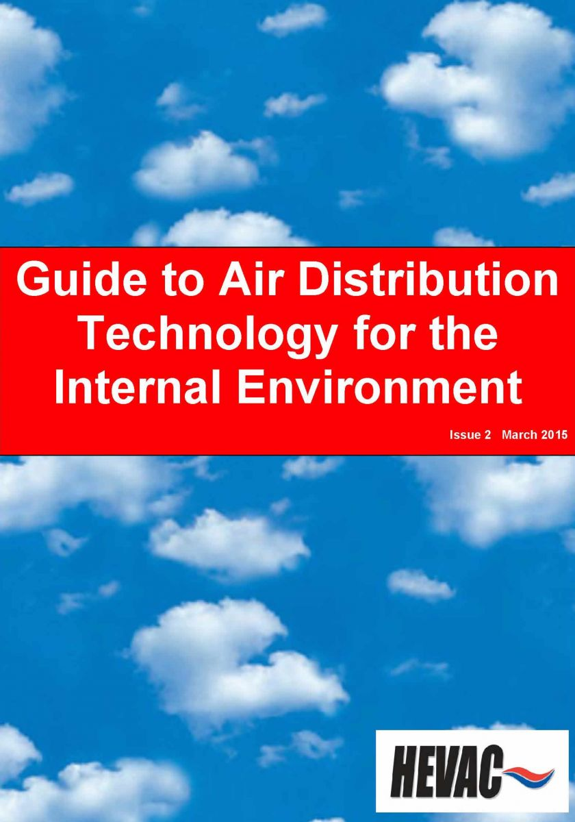 Guide to Air Distribution Technology 2015