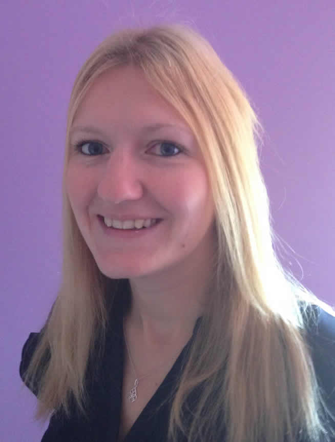 Rebecca Joyce, Secretariat Support Manager